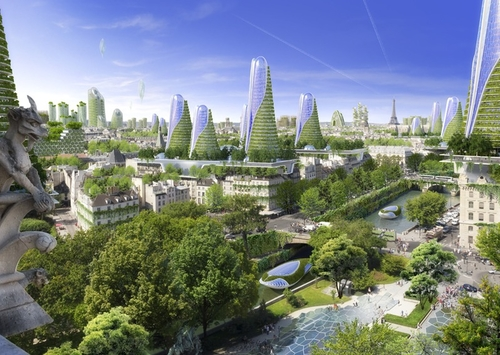 A sustainable plan for Paris 2050?