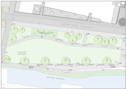 New Fountainbridge Park Consultation