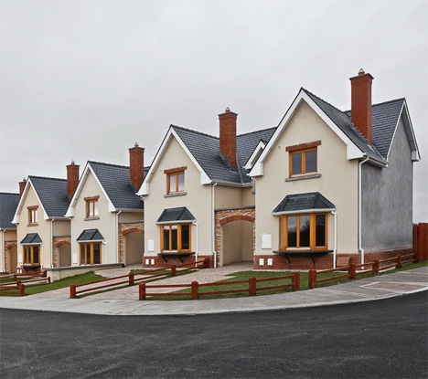Ghost Estates of Ireland