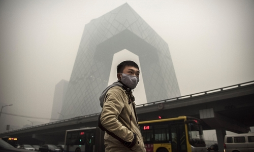 Beijing's Apocalyptic Air Quality