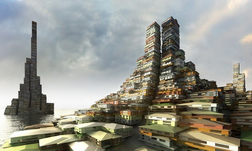 Past visions of future cities: where are our flying cars and hoverboards?
