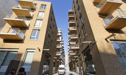 One Tower Bridge social housing tenants denied access to garden