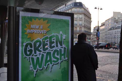 Urban Activism: Brandalism at UN COP21 Climate Conference