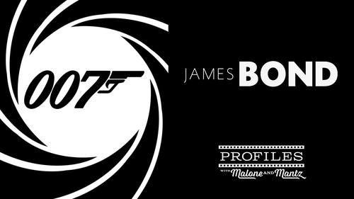 Name's Bond, James Bond 007