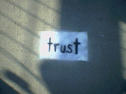 The importance of trust, or how not to do content marketing