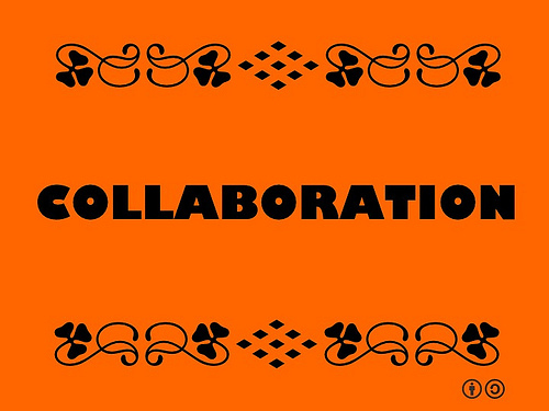 The age of collaboration - but not for the law...