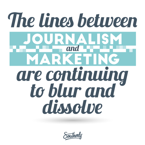 The Continued Convergence Of Journalism And Content Marketing