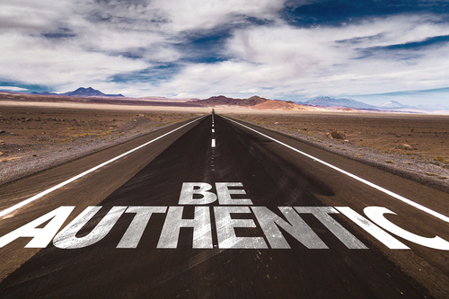 The challenge of authenticity