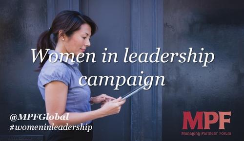 Women in leadership campaign  #womeninleadership