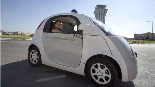Driverless cars? Surely we are still some way off?