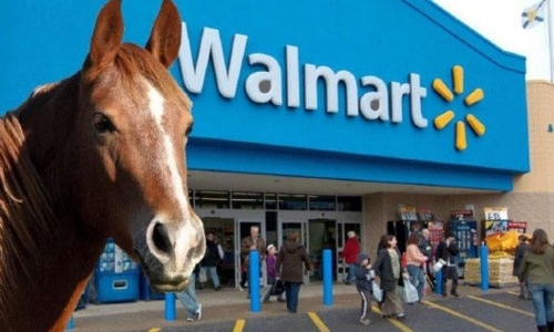 Walmart.horse taken down after UDRP plea - risk management vs trademark protection?