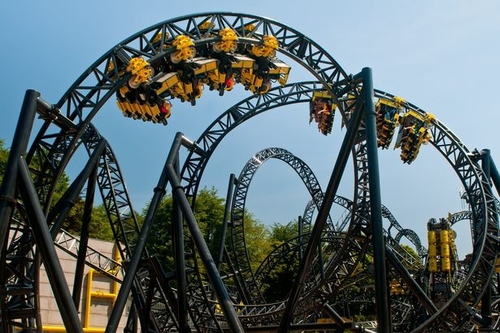 Alton Towers pay up following rollercoaster crash
