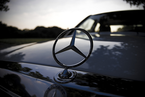 Could Mercedes Benz the rules of trade mark infringement?
