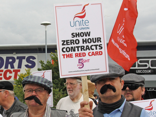 Zero Hours Contracts - New rights for workers