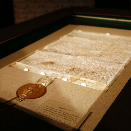 The Magna Carta - icon of liberty or just a document to set tax limits?