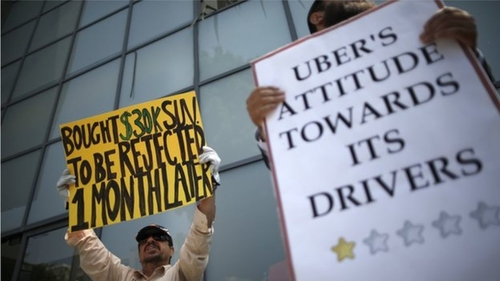 Uber's model takes another hit - another warning for disruptors