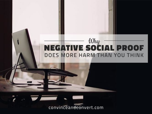What is social proof and how can your company harness its power?
