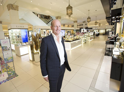Australian Department store David Jones venturing across the ditch
