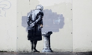 Property: Who owns the Banksy? Landlord or Tenant.