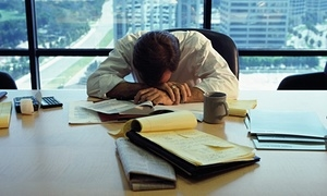 Is your office full of workaholics?