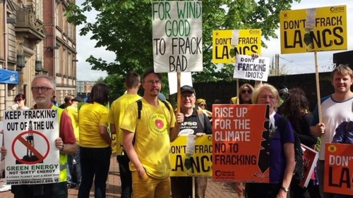 First fracking decision postponed until Monday