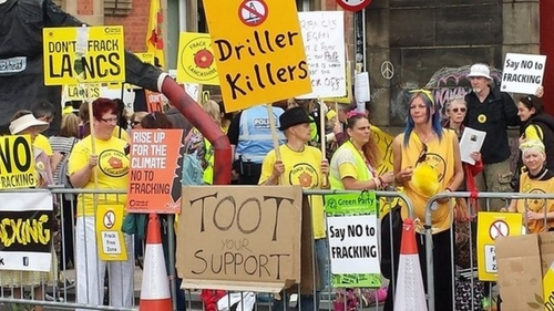 Fracking decision being made on second Lancashire site