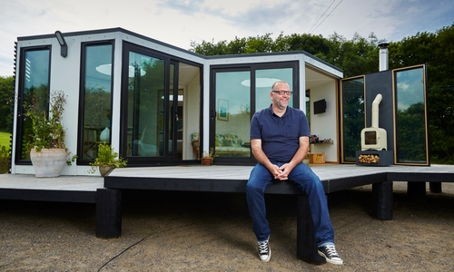 Hexagonal homes as an alternative for first time buyers