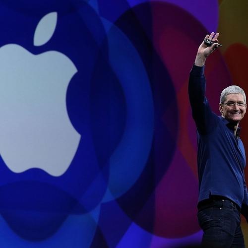 Apple disruption