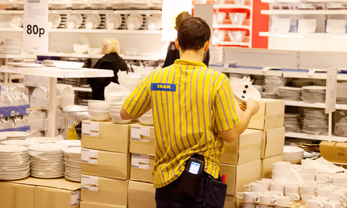 IKEA raises pay for workers, but can small businesses afford to follow?