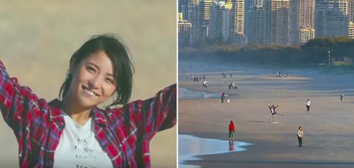 Le selfie upgradé en Australie