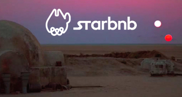 STAR WARS et Airbnb