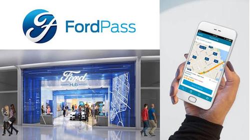 La smart Mobilité signée FORD