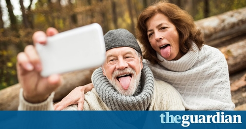 Is getting older all bad - the evidence is that for some it isn't!