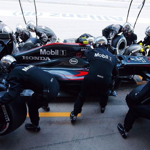 Process Improvement the McLaren way