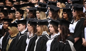 Why women are outnumbering men at university