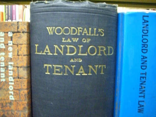If you are a private landlord now is a good time to see your solicitor