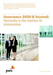 Insurace 2020 & beyond. A view from pwc
