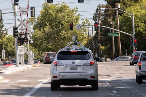 Driving lessons from driverless cars