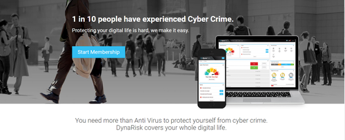 Dynarisk: Protecting your digital life: Instech London 20 Feb 2017