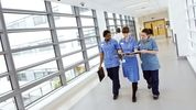 NHS Overspending? Not On Staff