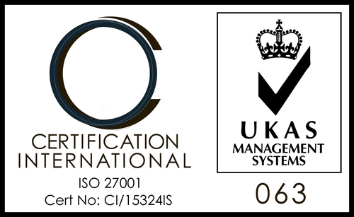 Committed to information security: Contego accredited to ISO 27001: 2013