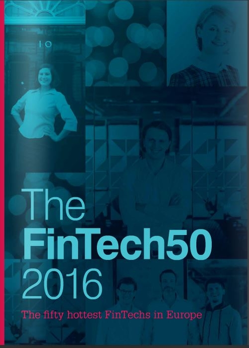 Contego are selected as one of the hottest European startups in the FinTech50