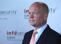 Lord Hague says we can't expect privacy in the connected  world