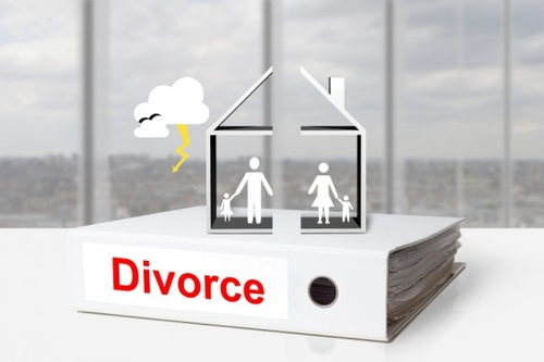Show me the money: Protective seizure in divorce