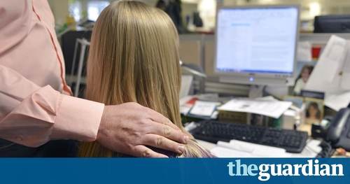 Harrassment in the workplace: it could be you.