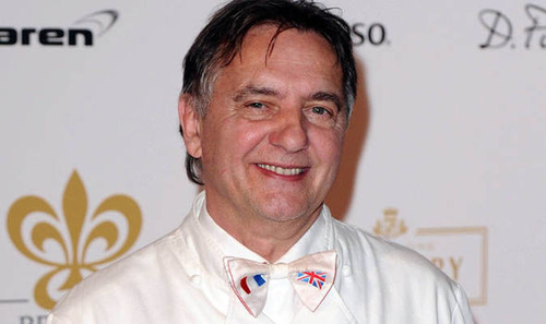 Raymond Blanc - one of Oxford's finest!