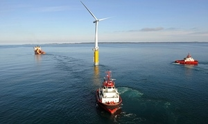 Innovations for offshore windfarms