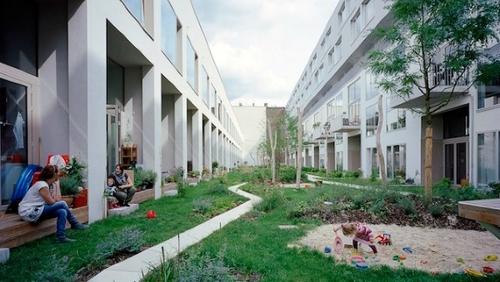 Baugruppen - an alternative approach to meeting a community's needs?