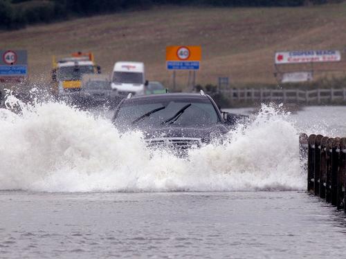 Flood Risk: Traffic Light Assessment