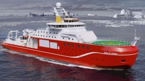 Boaty McBoatface, Change of Tack